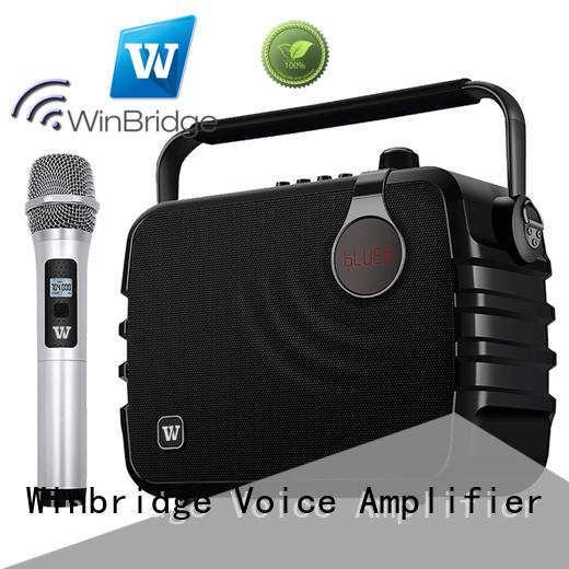 Winbridge Portable PA Speaker supply for sale