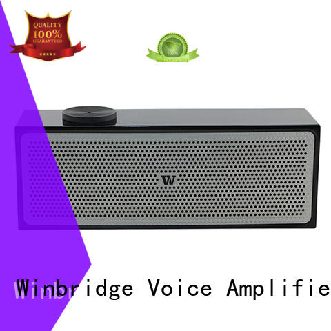 blue best outdoor bluetooth speakers with home Winbridge