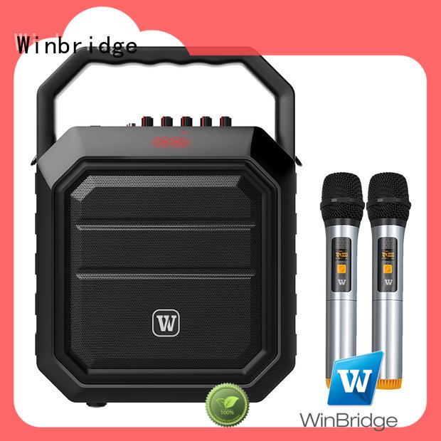 loudspeaker karaoke speaker supplier for party