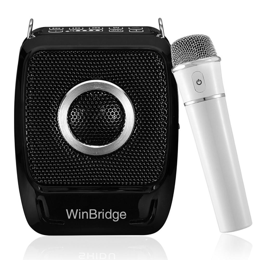 Winbridge latest voice amplification devices with waistband for teacher-2