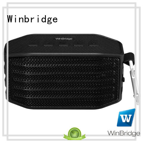 waterproof bluetooth home speakers with touch panel for party