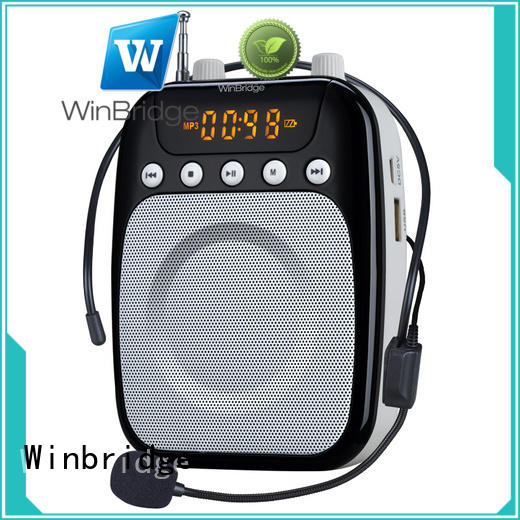 voice voice enhancer voice teacher Winbridge