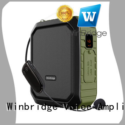 Winbridge WB800 18W Bluetooth Waterproof Voice Amplifier