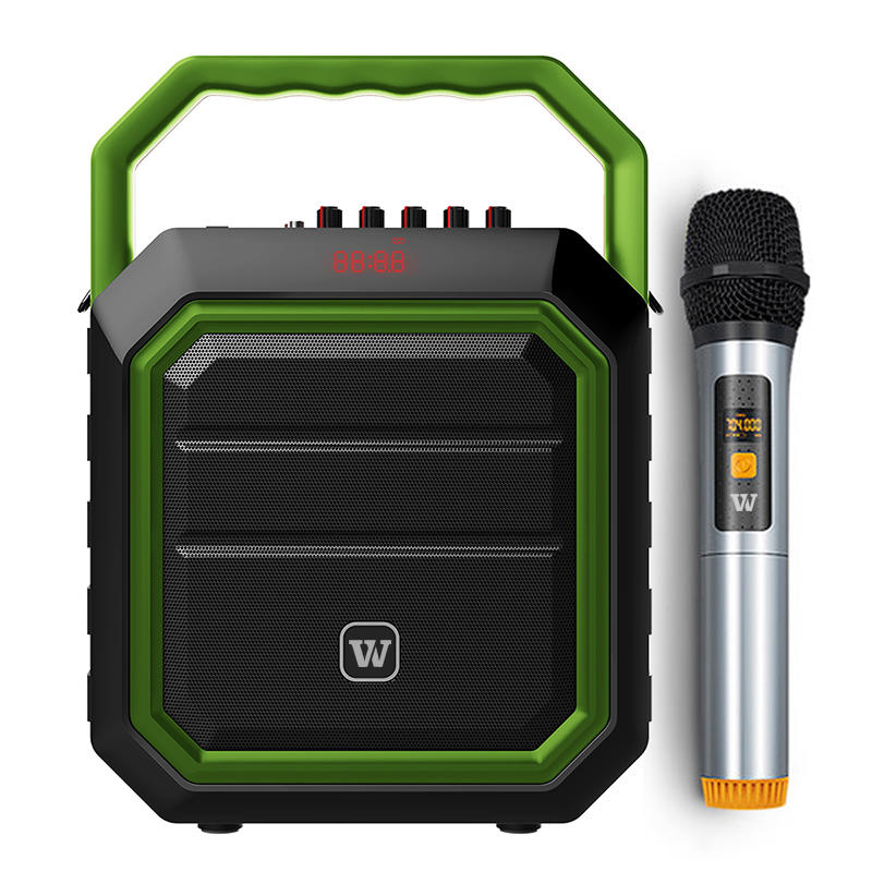 WinBridge K2 Portable karaoke speaker outdoor play Real shot