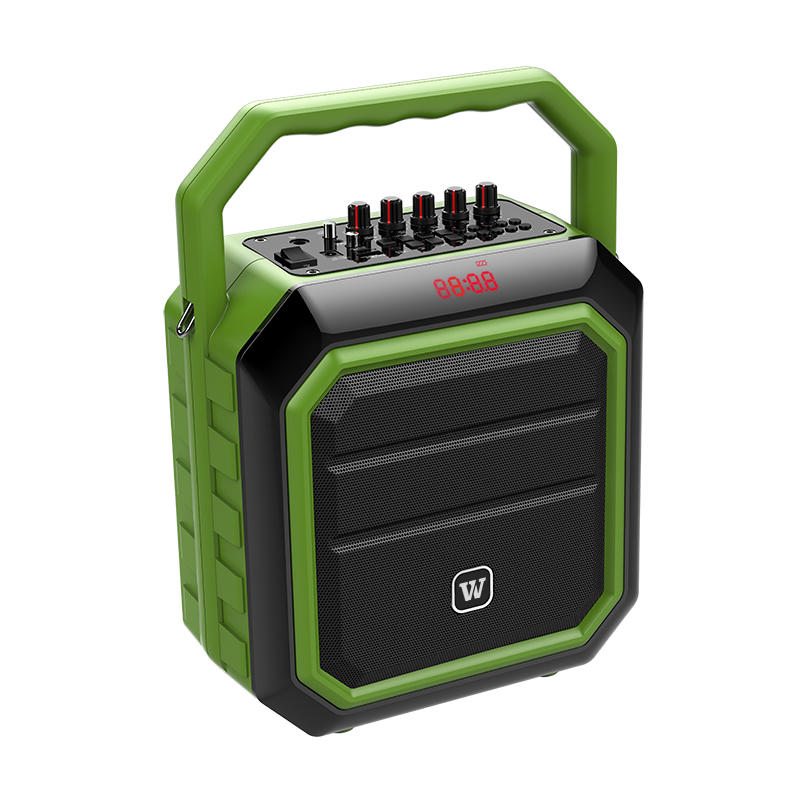 What to do if it is incomplete portable PA speaker delivery?