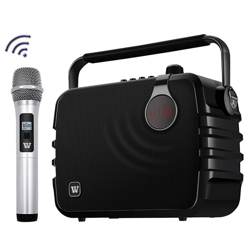 Winbridge K5 60Watt Portable Karaoke Speaker