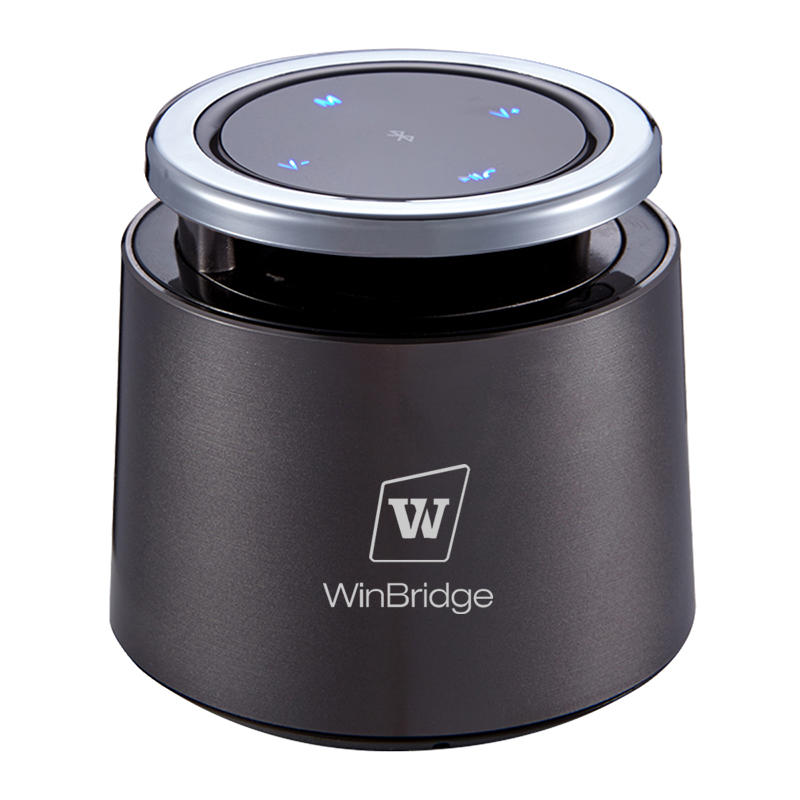 Winbridge BT2 5Watt Pocket Bluetooth Speaker with Touch Panel