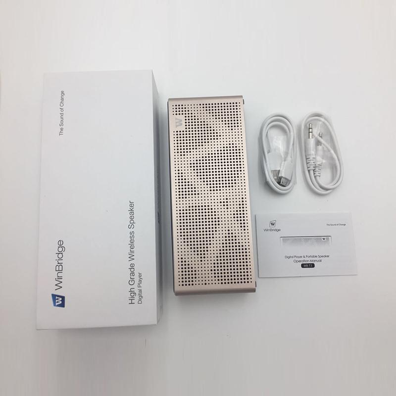 Winbridge best bluetooth speaker supplier for party-1