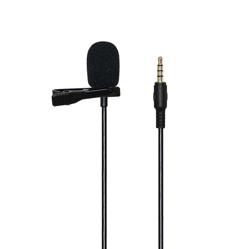 Winbridge WB028 Wired Recording 3.5mm Lapel Microphone