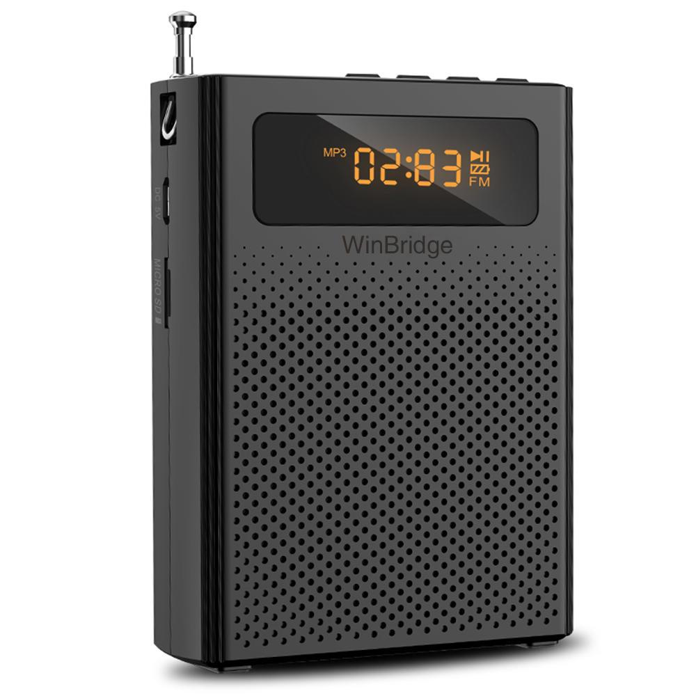 Winbridge WB005 10W Portable Voice Amplifier