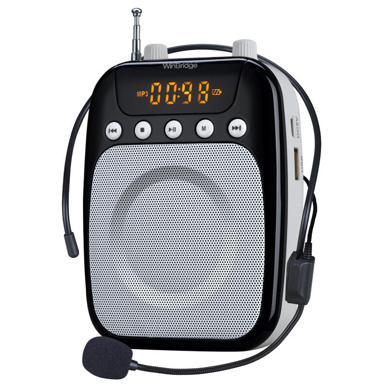 WinBridge WB358 12 Watts Mini Waistband Voice Teacher Amplifier With Headset