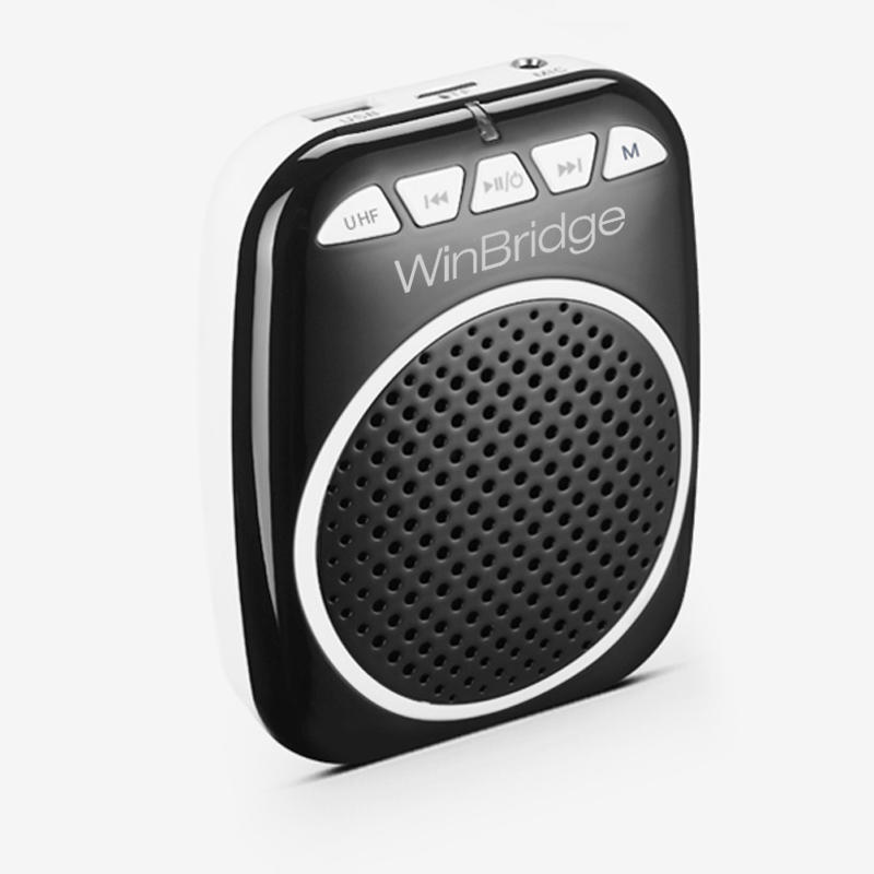 portable wireless voice enhancer bluetooth winbridge Winbridge company