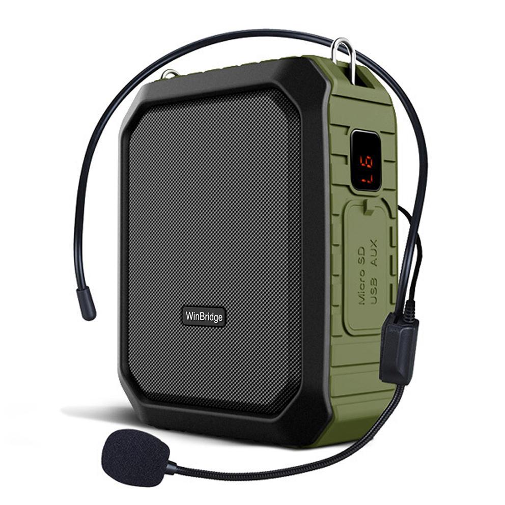 WinBridge WB800 waterproof Voice Amplifier performance test