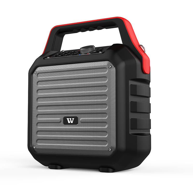 Can we arrange the portable PA speaker shipment by ourselves or by our agent?