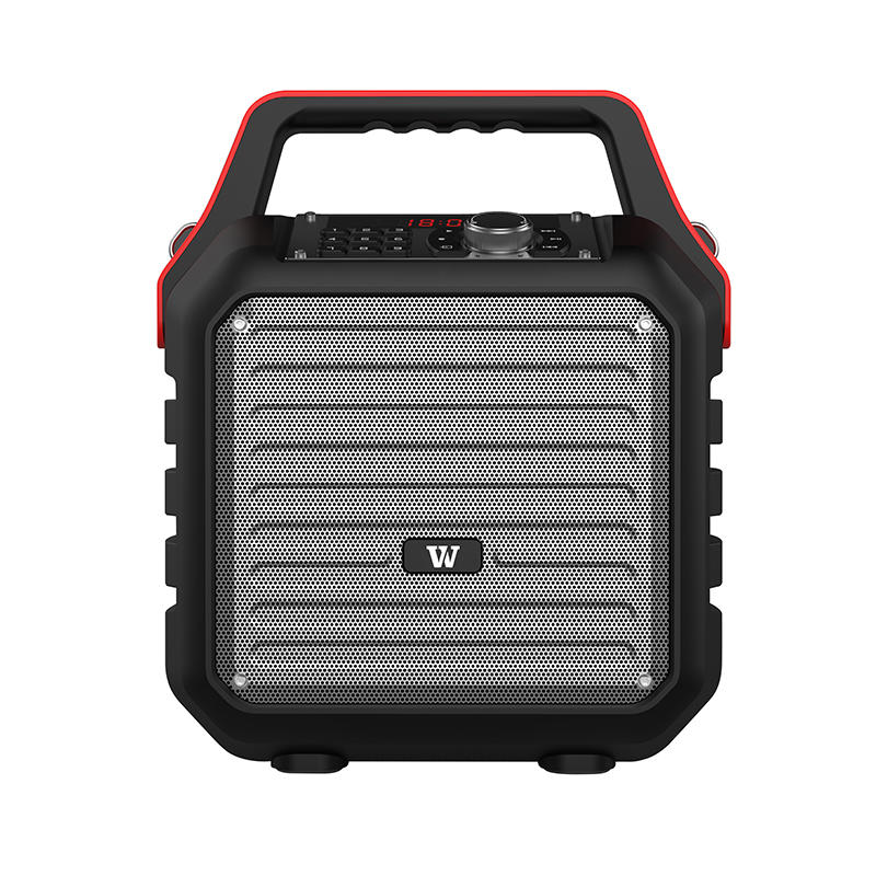 Custom comfortable karaoke speaker bluetooth Winbridge