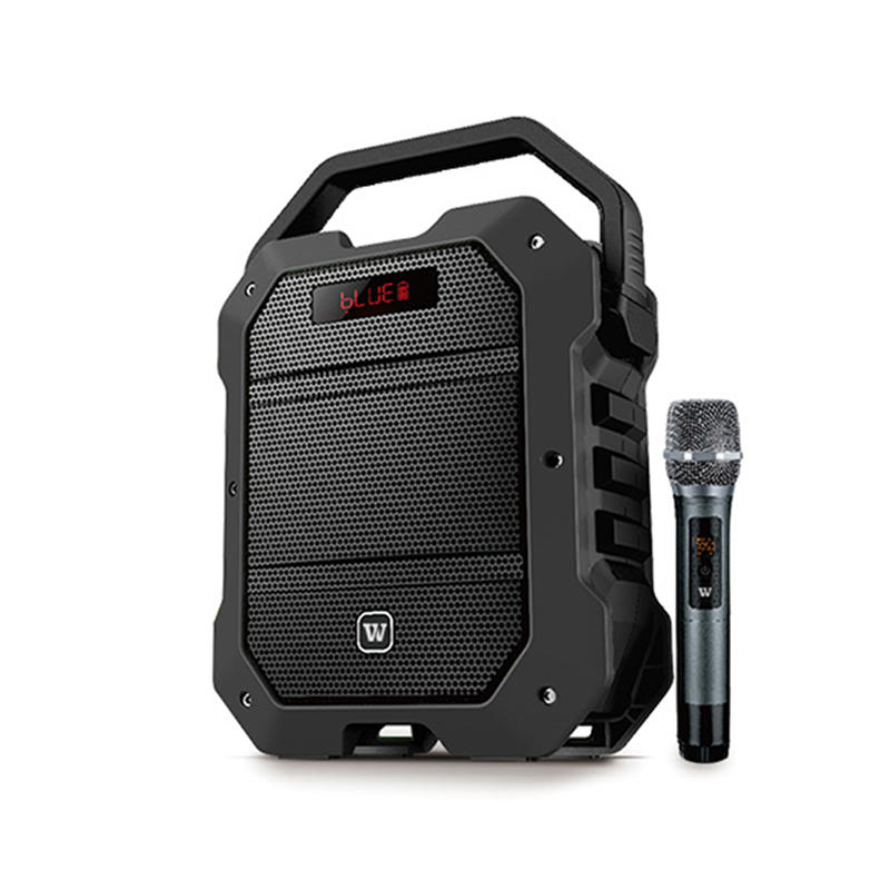 stylish ergonomic comfortable Winbridge Brand karaoke speaker