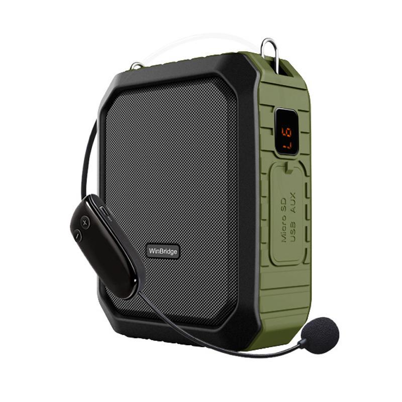 Winbridge WB800 18W Bluetooth Waterproof Voice Amplifier
