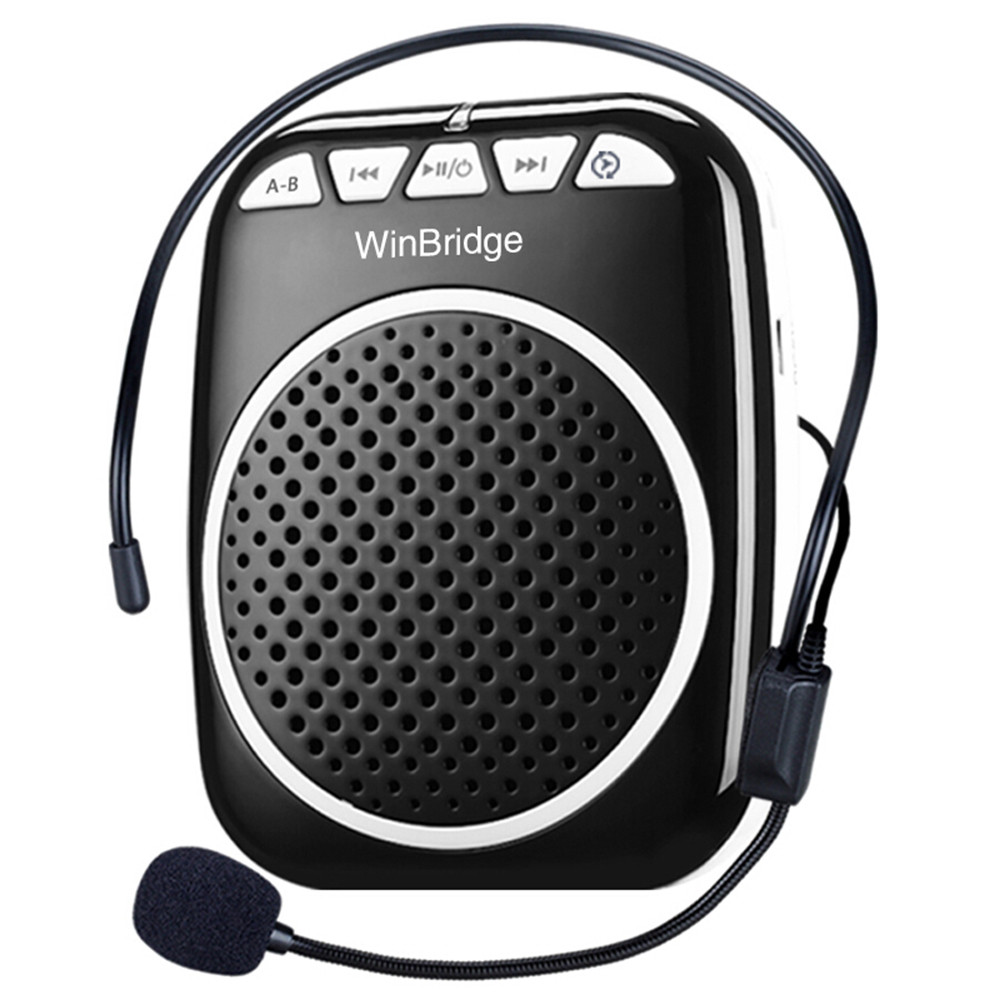 Winbridge mini voice amplifier for classroom with waistband wholesale-4