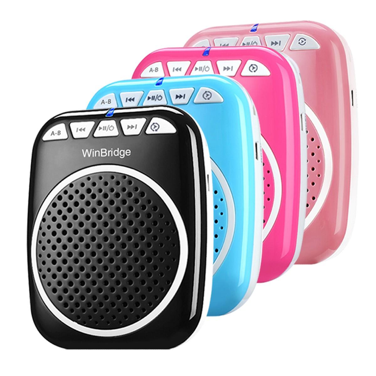 Winbridge mini voice amplifier for classroom with waistband wholesale-8
