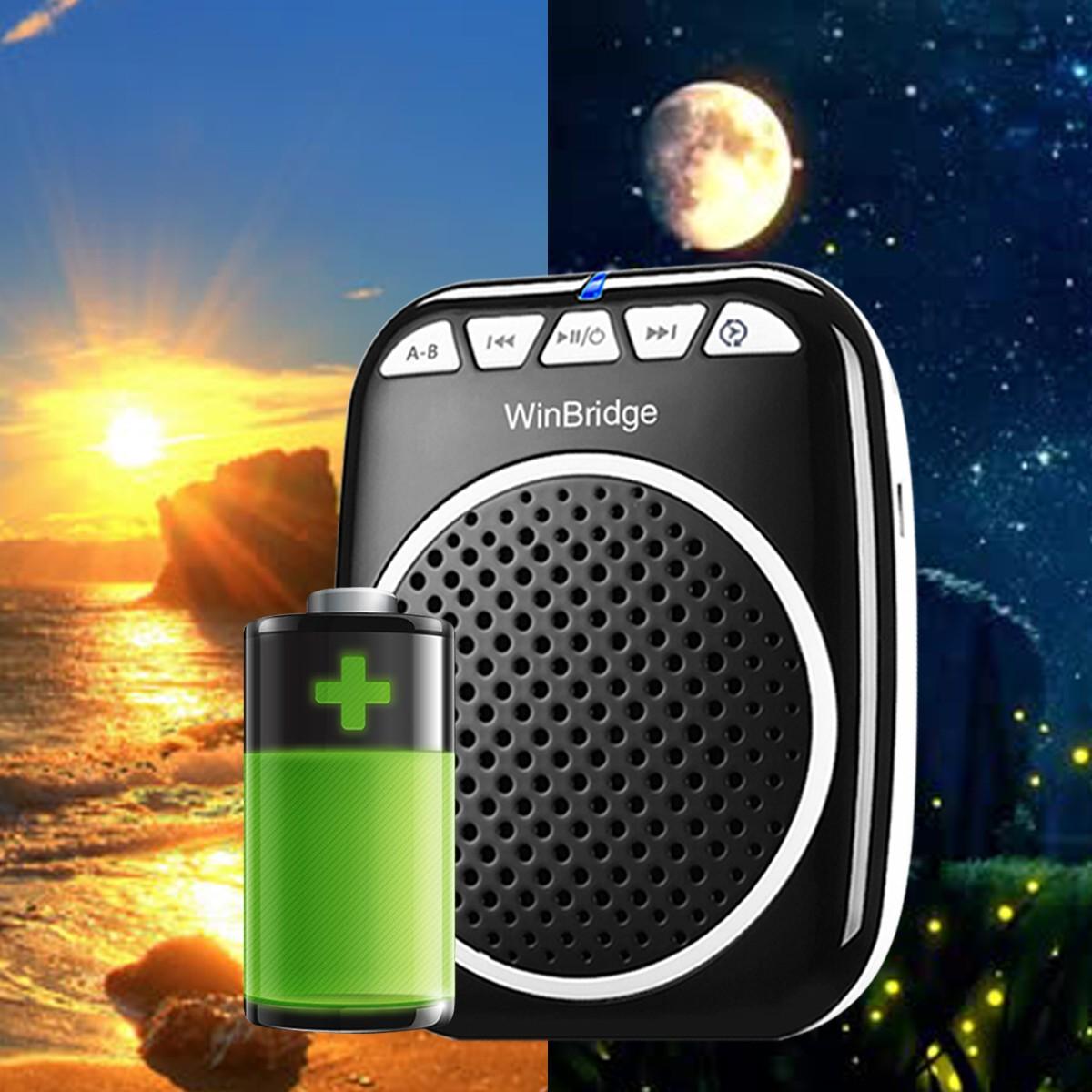 Winbridge mini voice amplifier for classroom with waistband wholesale-12