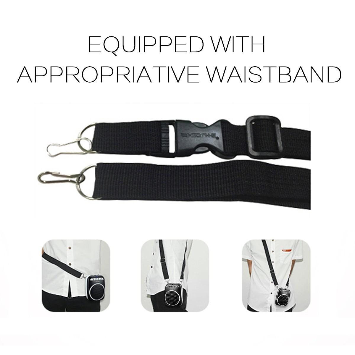 Winbridge mini voice amplifier for classroom with waistband wholesale-14