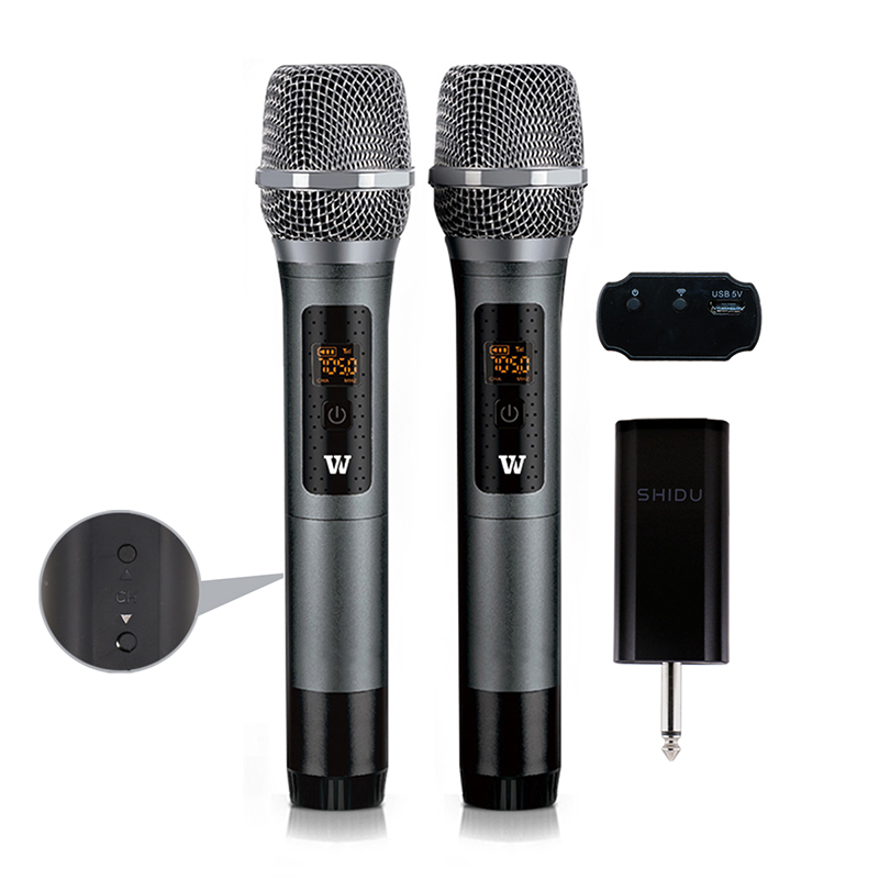 custom wireless mic company for speech-1