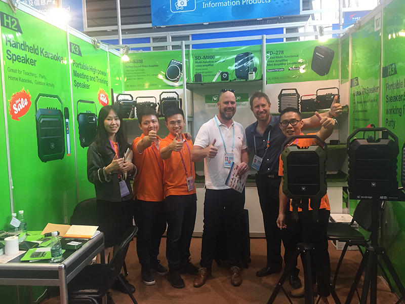 Pazhou International Exhibition Center Canton Fair received very good feedback from customers.