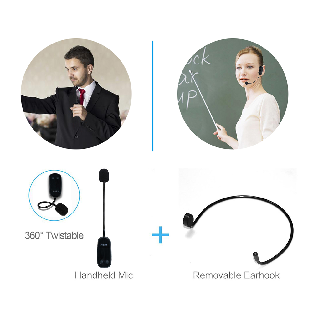wired wireless microphone headset manufacturer for speech-10