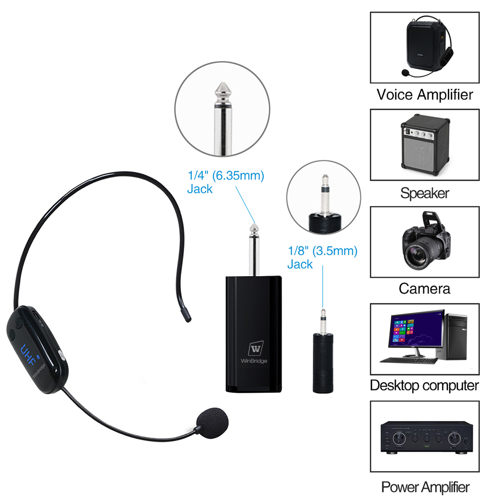uhf wireless microphone system supplier for sale-11