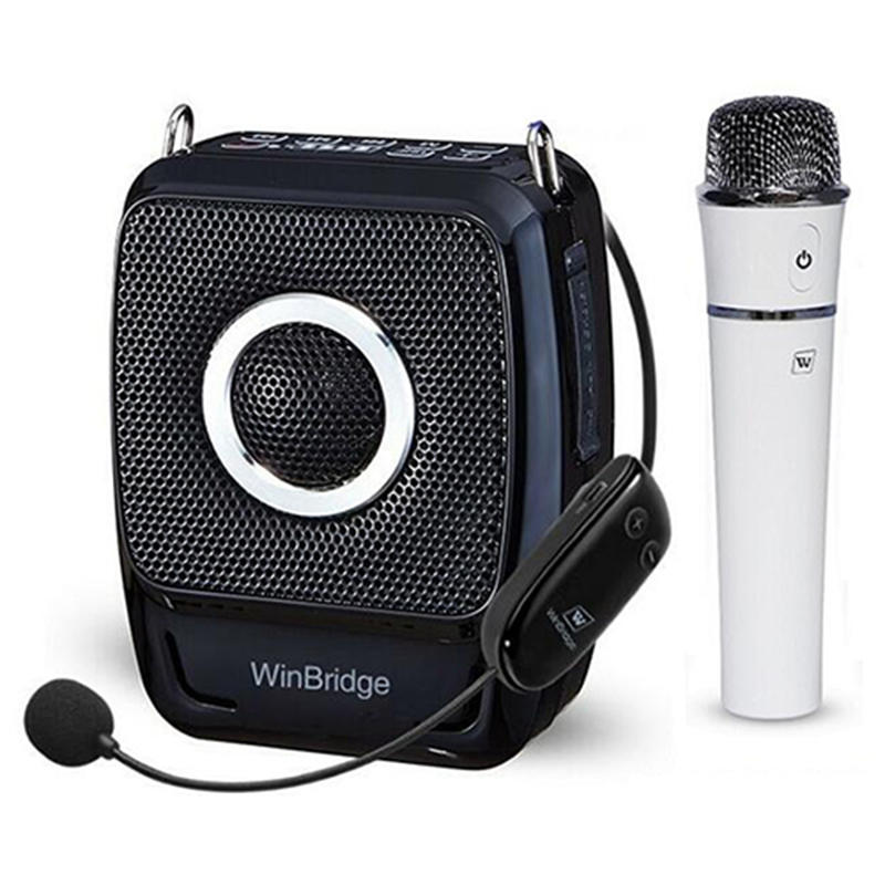 Winbridge uhf voice clarifying amplifier high quality for speech