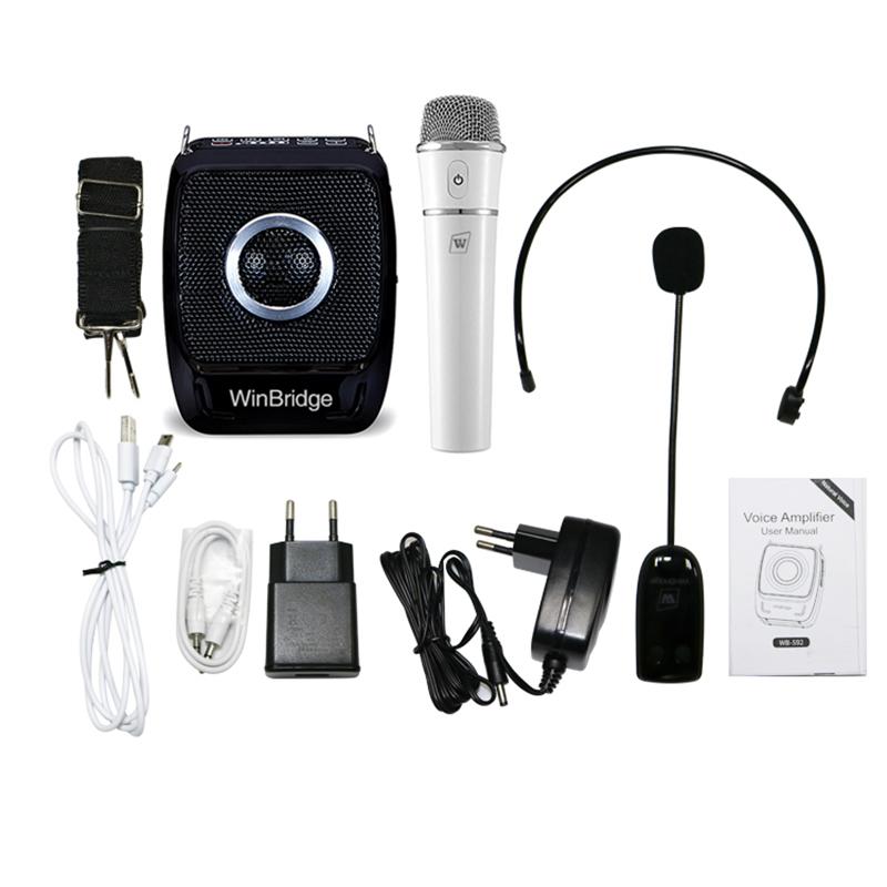 latest wireless voice amplifier for teachers supply for speech-3