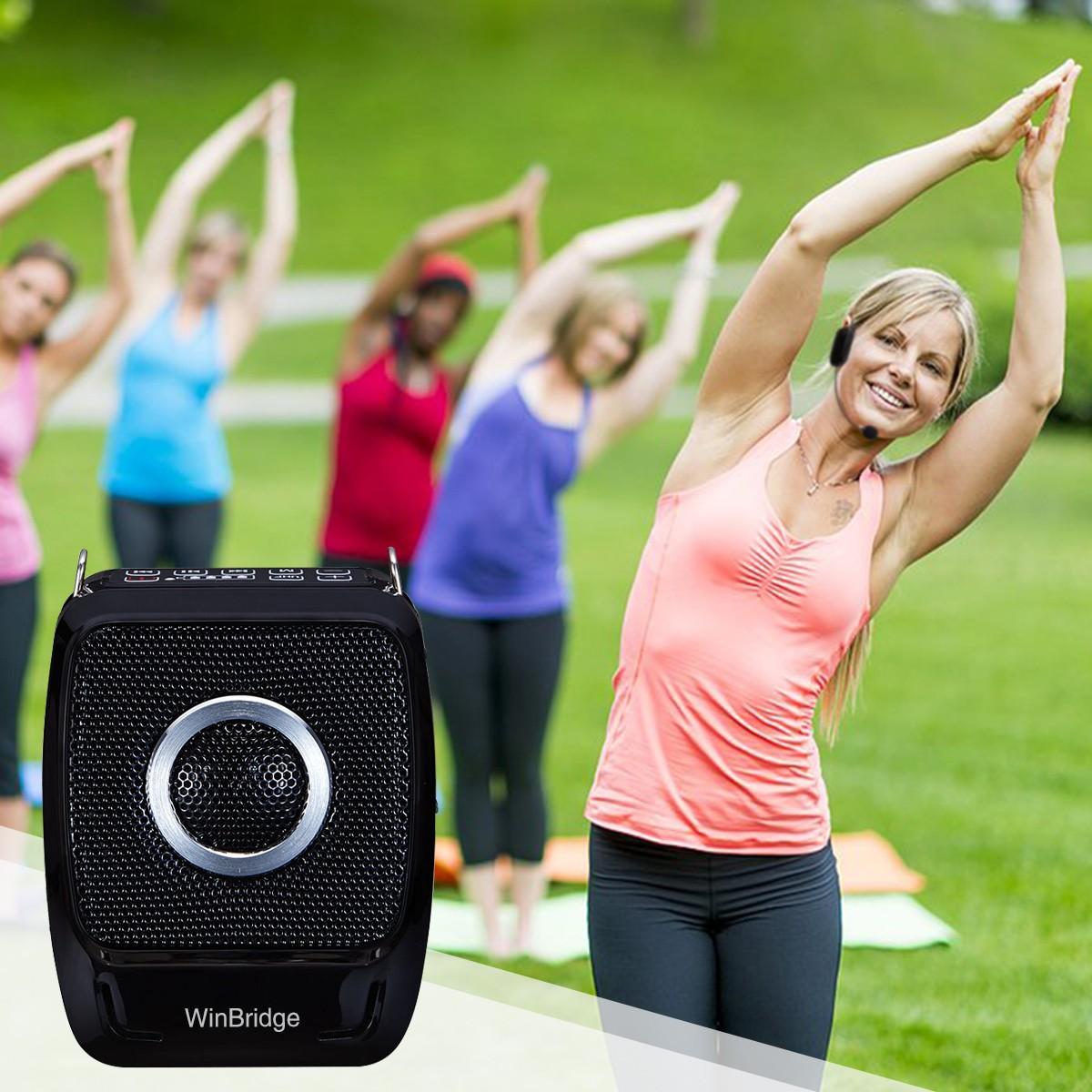 latest wireless voice amplifier for teachers supply for speech-6