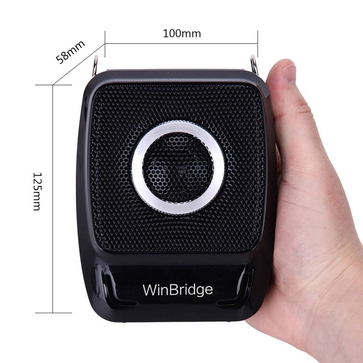 latest wireless voice amplifier for teachers supply for speech-13
