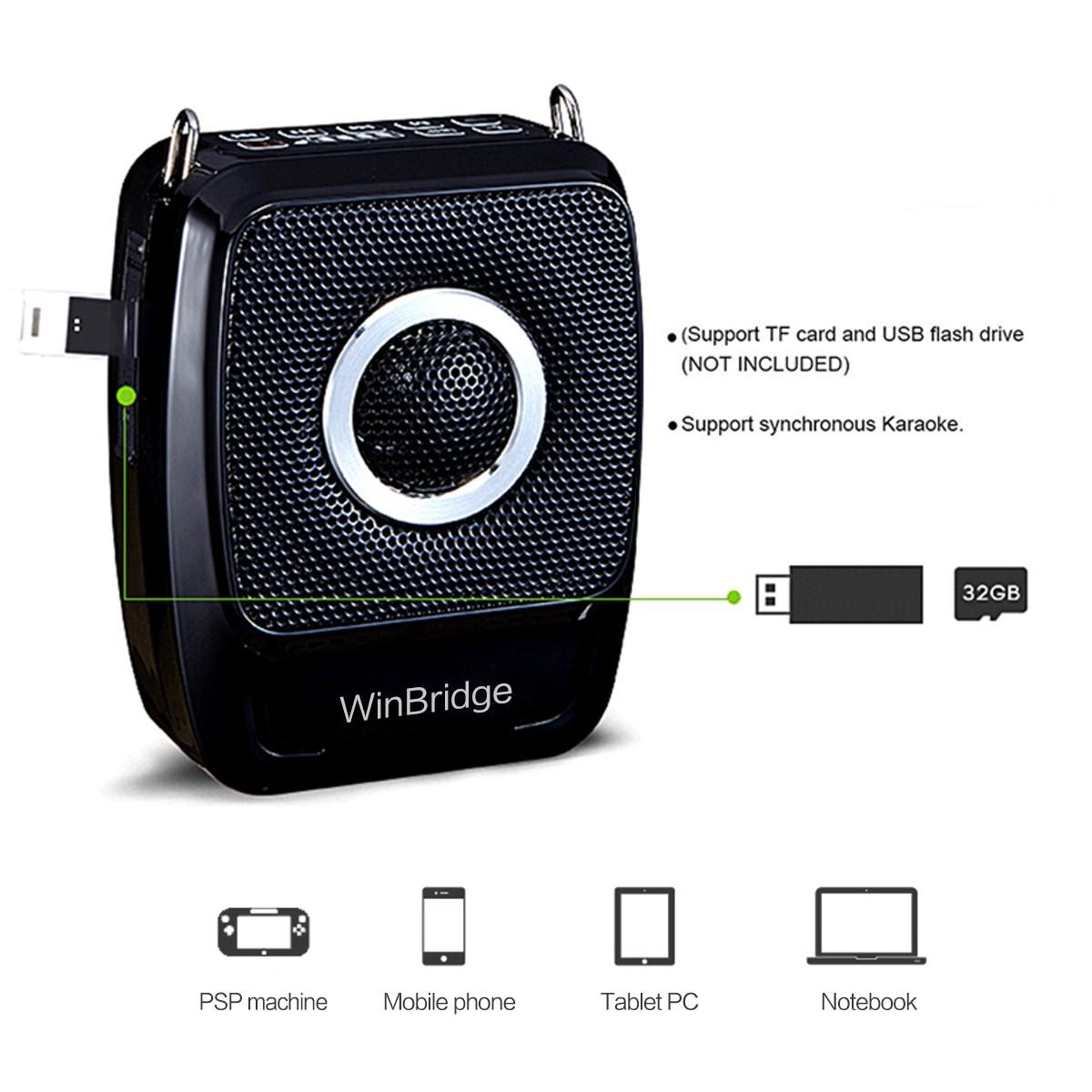 latest wireless voice amplifier for teachers supply for speech-14