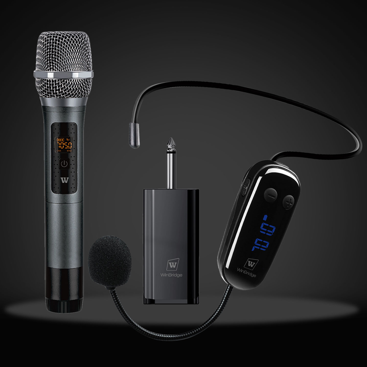 Winbridge best wireless microphone wholesale for sale-8