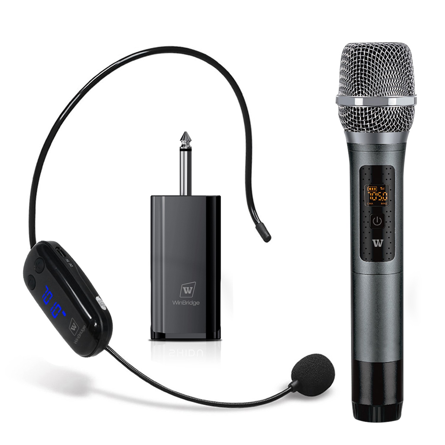 Winbridge best wireless microphone wholesale for sale-4