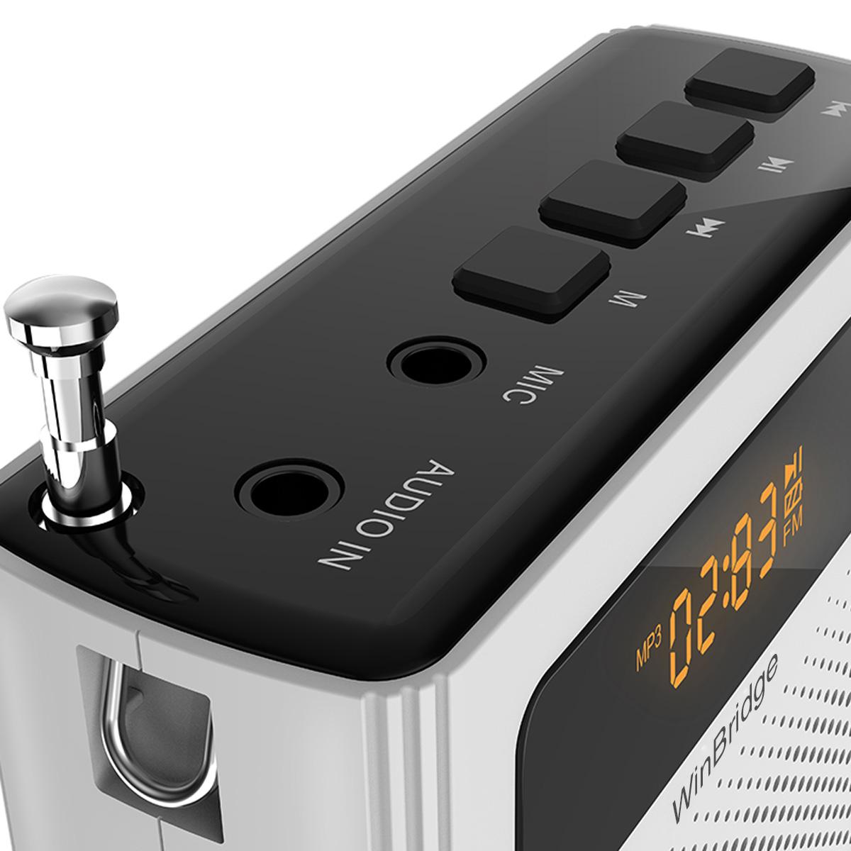 Winbridge winbridge voice amplifier factory for sale-2