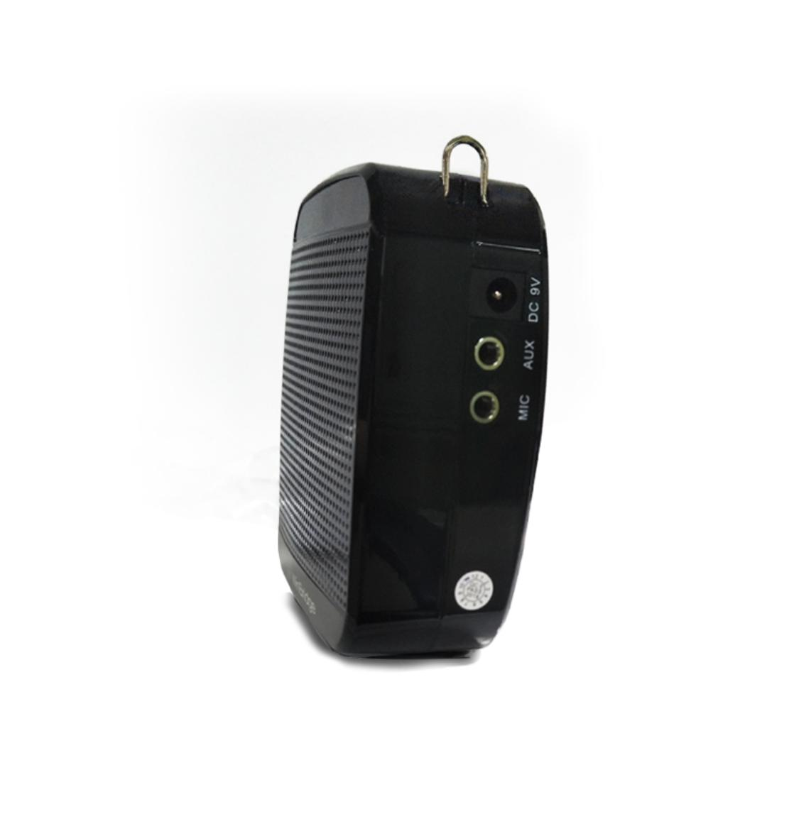 loudspeaker voice amplifier wireless with waistband for speech