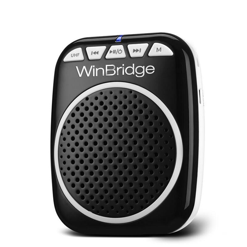 Winbridge wireless voice amplifier for teachers factory for sale-1
