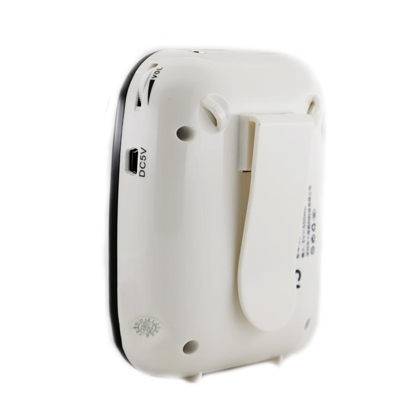 Winbridge wireless voice amplifier for teachers factory for sale-2