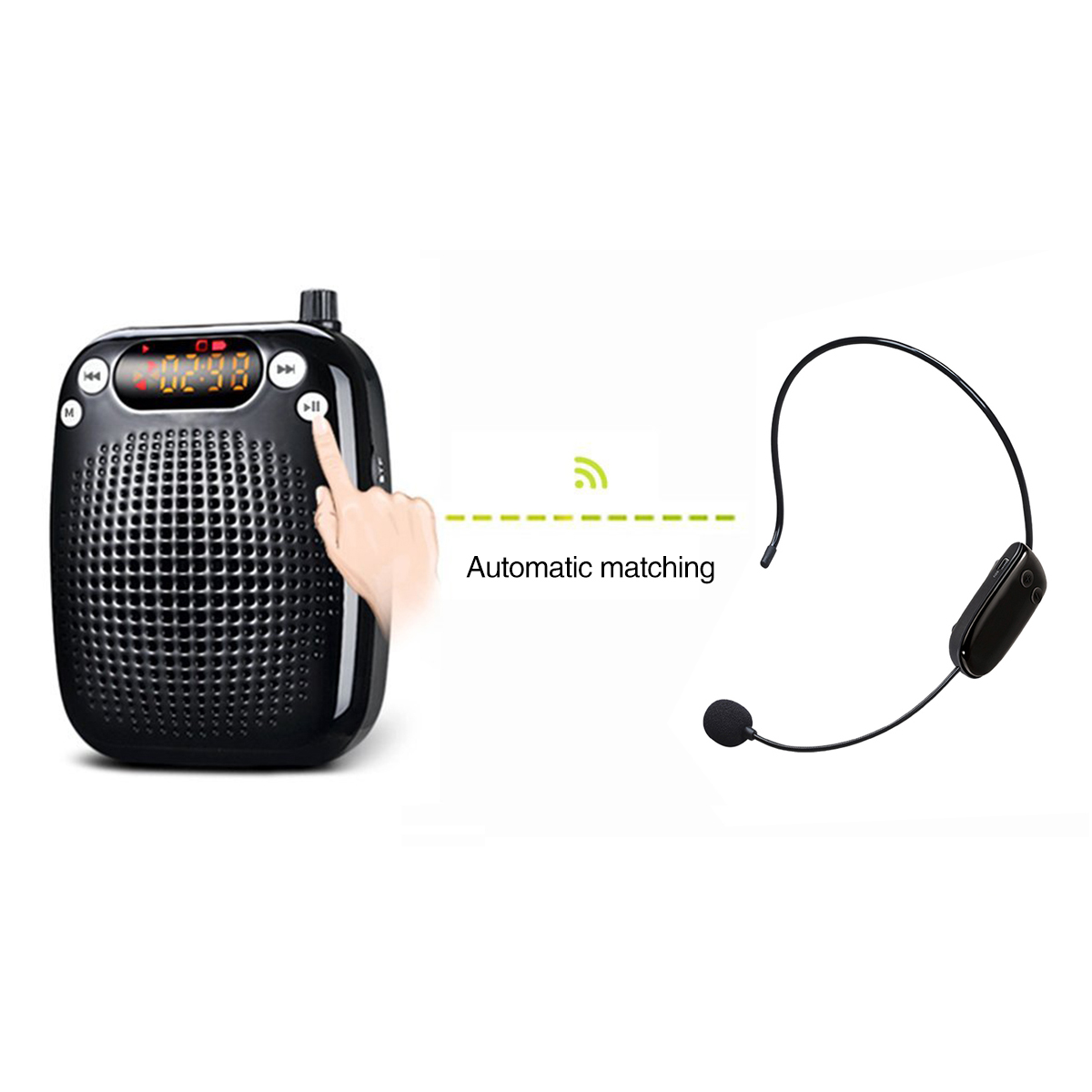 wholesale best voice amplifier manufacturer for sale-12
