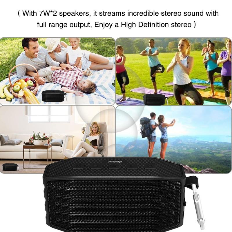 wholesale best mini bluetooth speaker for busniess for cafe