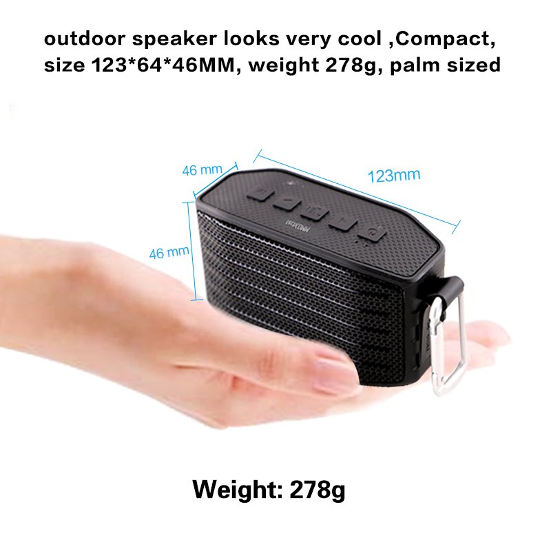 wholesale best mini bluetooth speaker for busniess for cafe-13