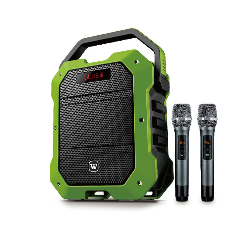 Winbridge K10 80Watt Portable Outdoor Karaoke Bluetooth Speaker