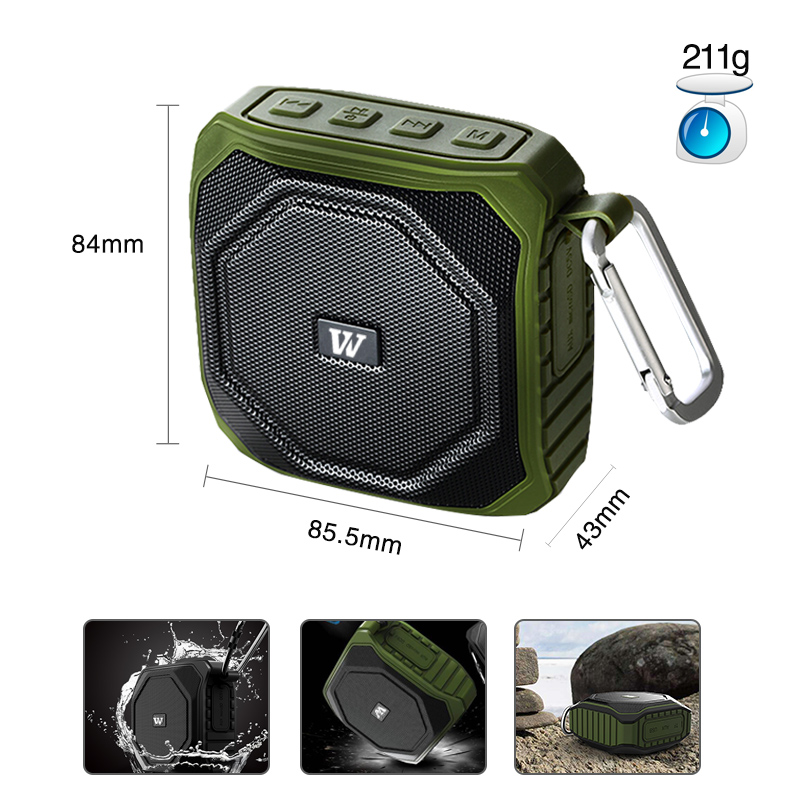 big bluetooth speakers wholesale for riding Winbridge-11