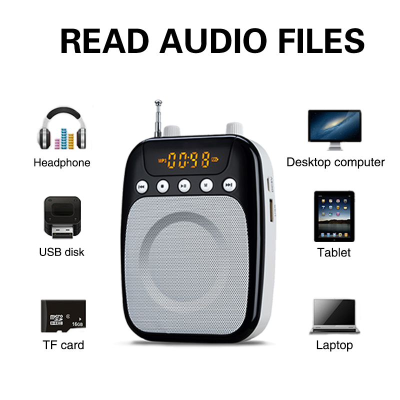 disk wireless voice amplifier for teachers for busniess wholesale-14