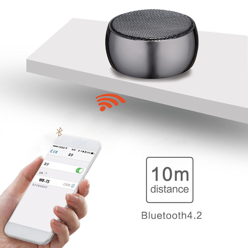 Winbridge hifi best bluetooth speaker bass touch party