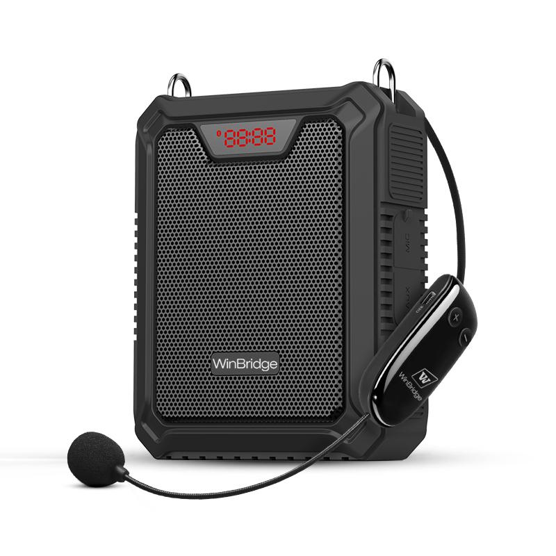 Winbridge personal voice amplifier with wireless microphone wholesale-4