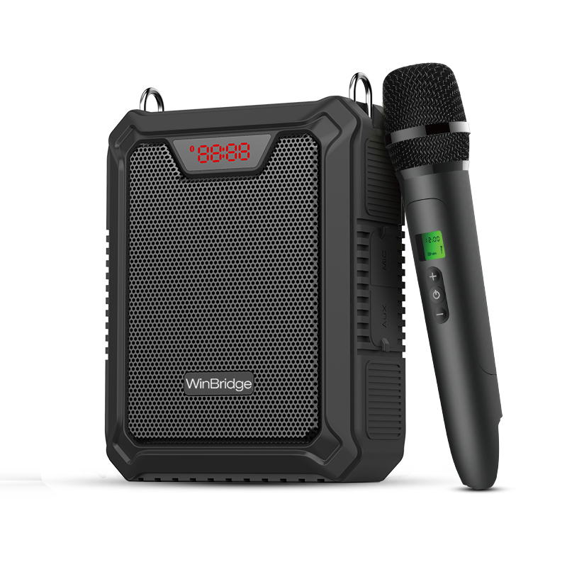 Winbridge personal voice amplifier for busniess for teacher-2