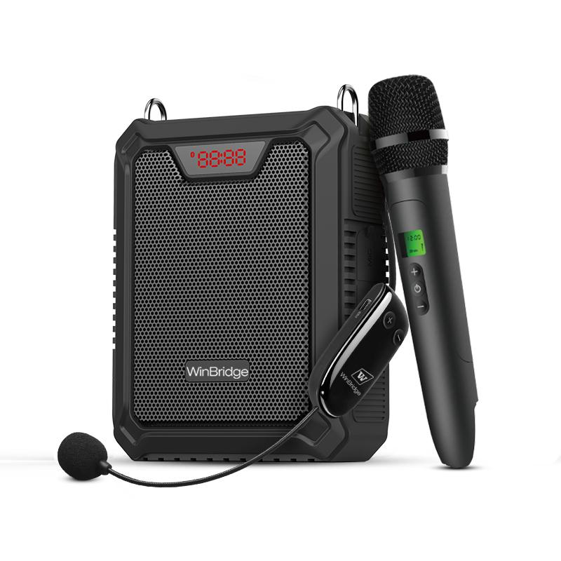 Winbridge personal voice amplifier for busniess for teacher-3